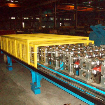 Corrugation plate roll forming machine